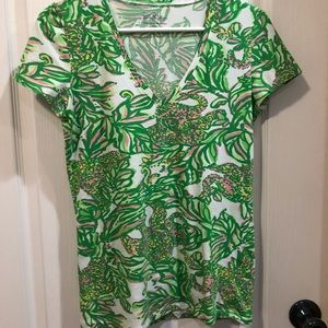 Lilly Pulitzer Michelle Top